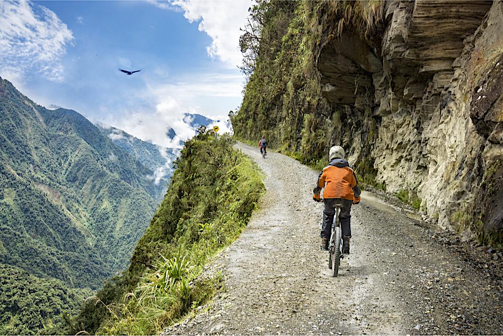 Road of Death, Bolivia, twisht