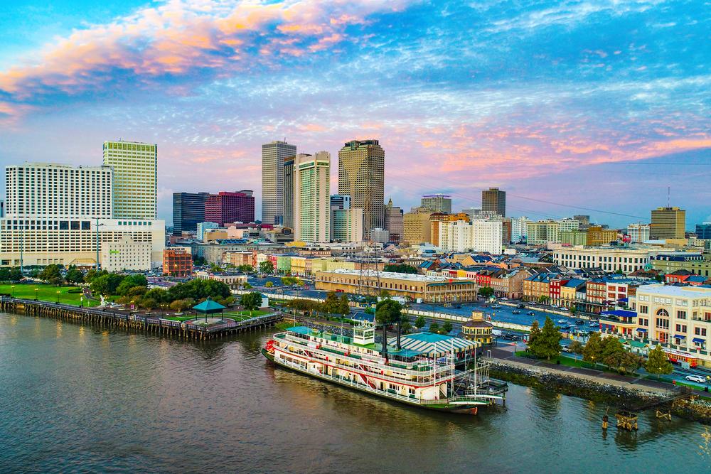 Steamboat New Orleans travelwishlist