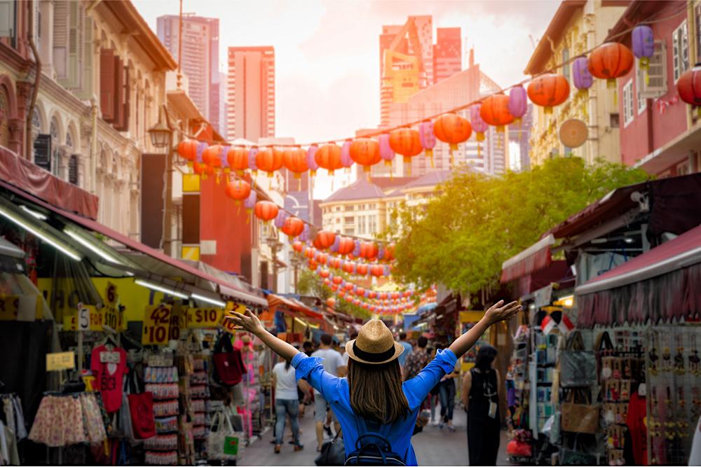 Chinatown Singapore Blog