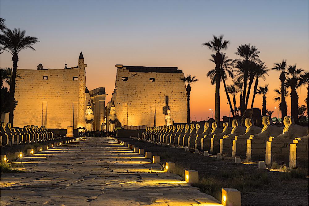 Show you Egypt