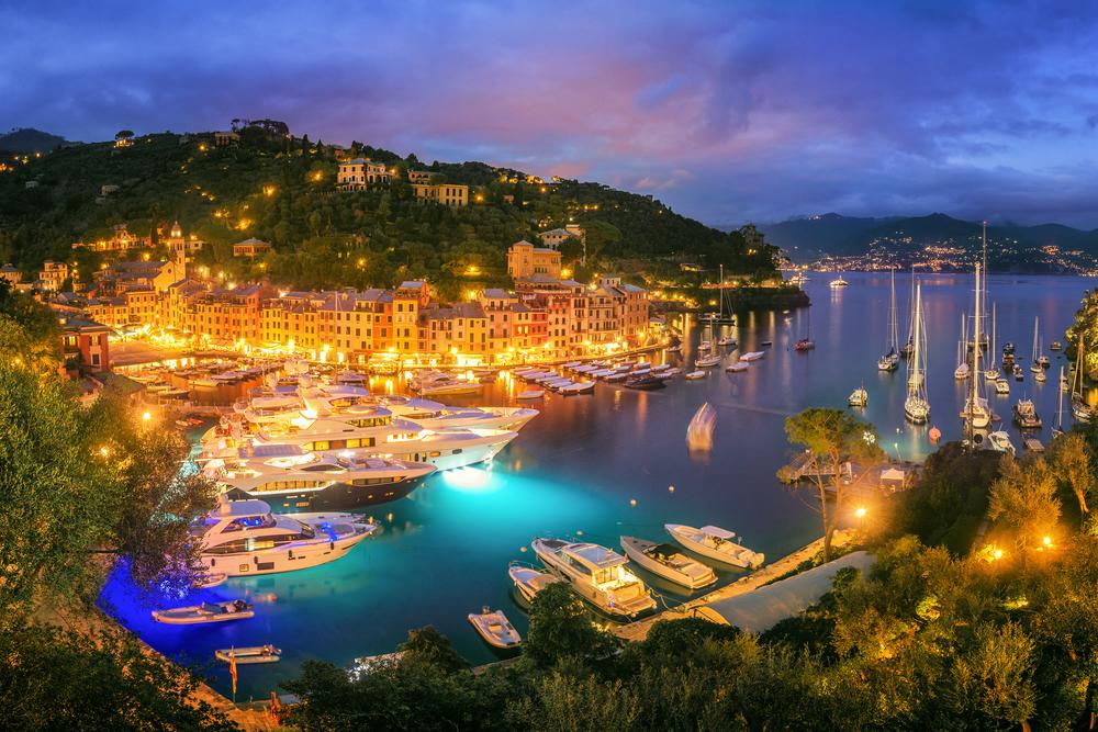 Portofino, Liguria, Italy, travelwishlist