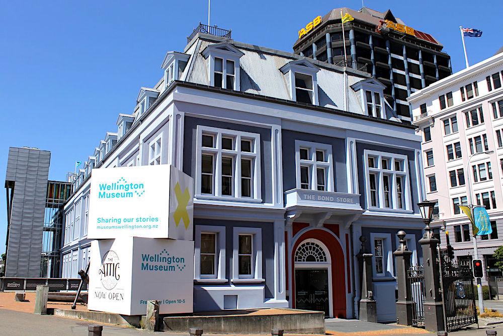 Museums Wellington