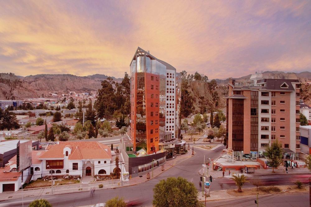 Casa Grande Suites, La Paz, Bolivia