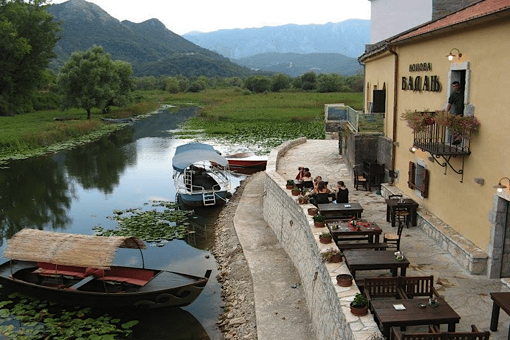 Konoba Badanj, Montenegro