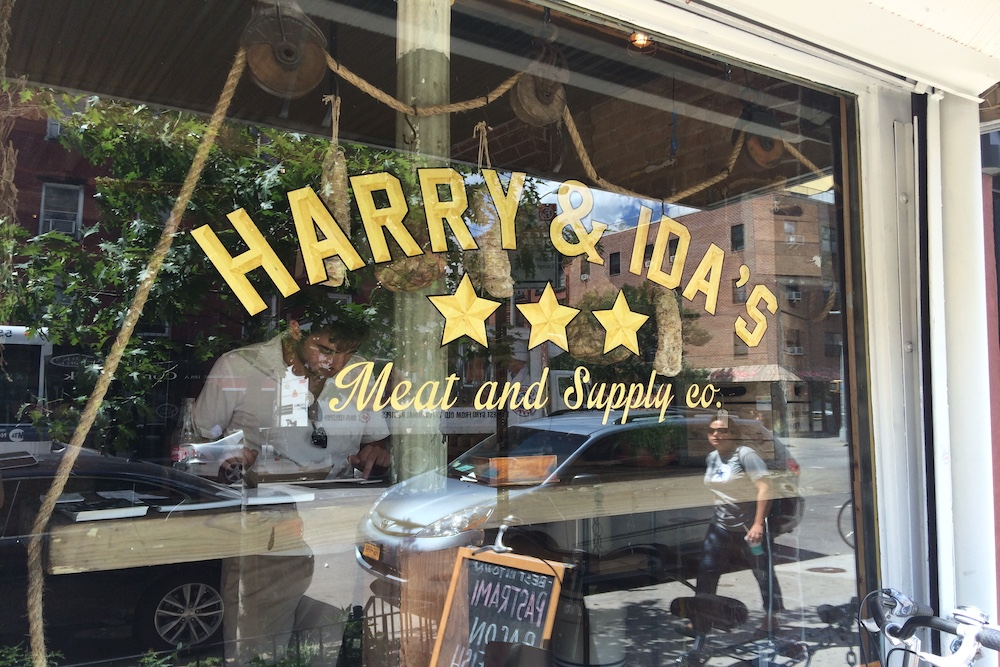 Harry & Ida's, New York