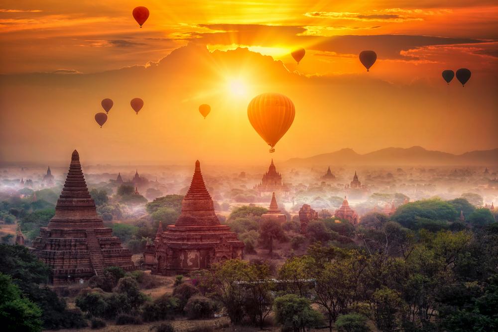 Myanmar blog twisht