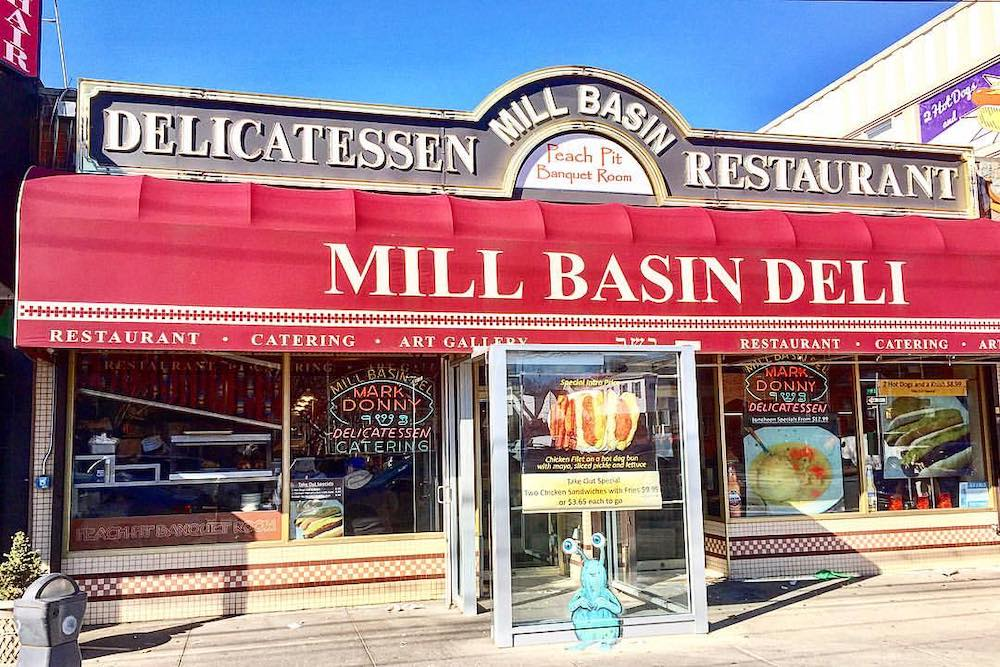 Mill Basin Deli, New York