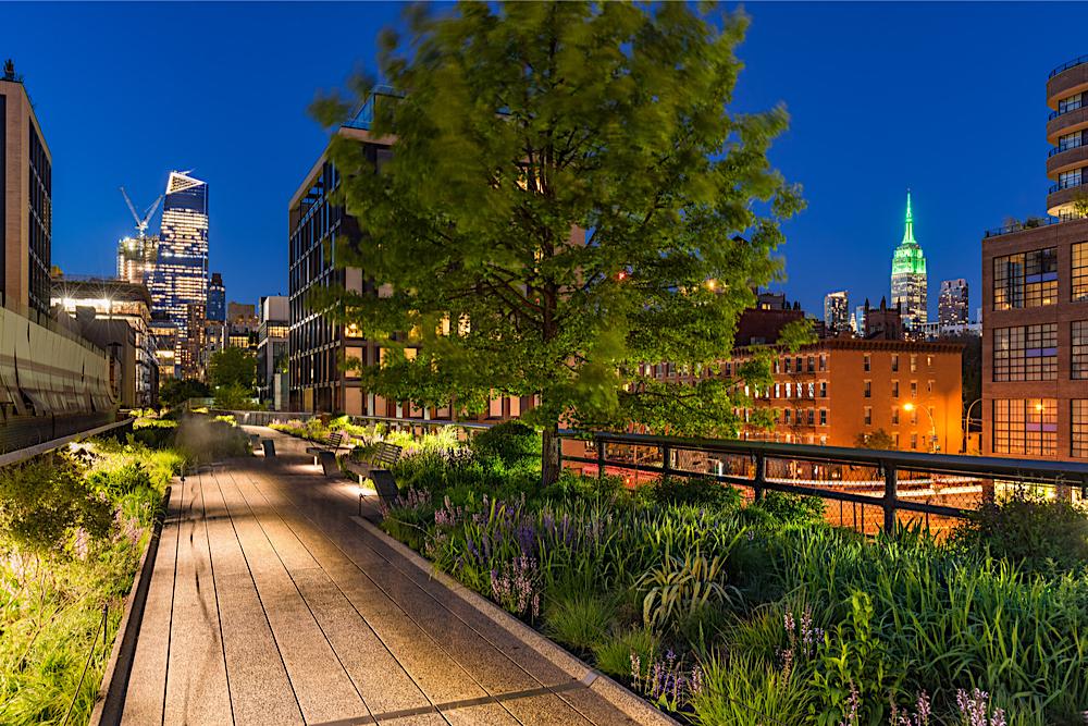 The High Line travelwishlist