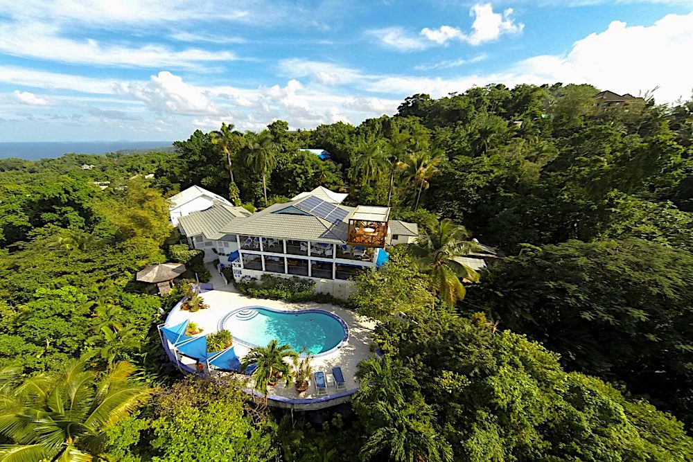 Hotel Mockingbird Hill, Jamaica
