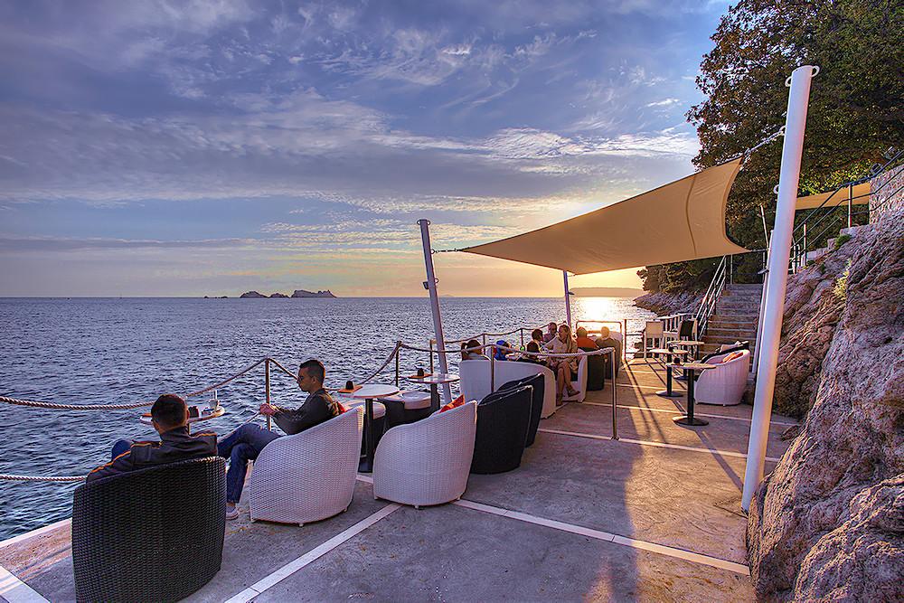 Cave Bar More, Dubrovnik