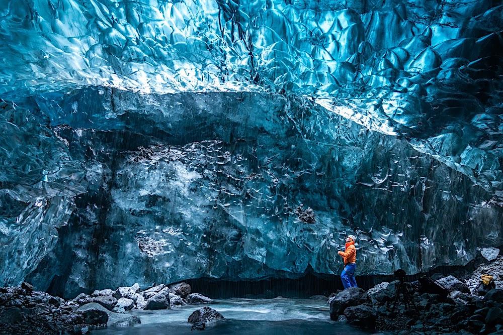 Glacier Adventure, Iceland