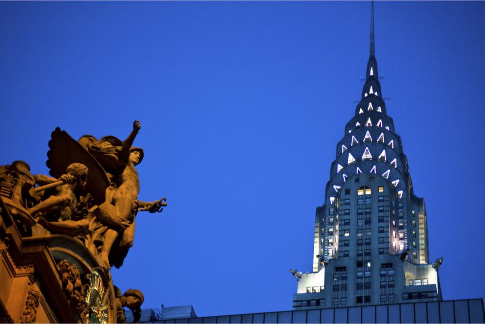 Chrysler Building travelwishlist