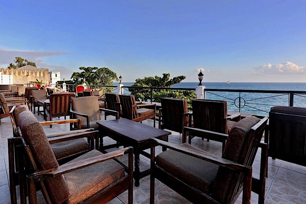 Africa House Hotel, Zanzibar