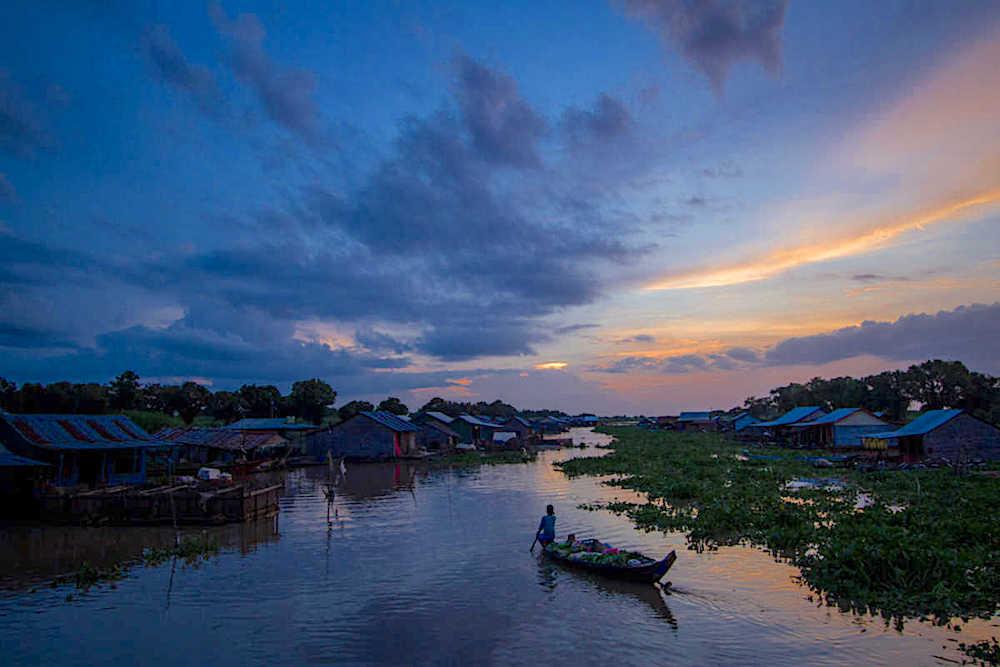 Ella Boat, Cambodia