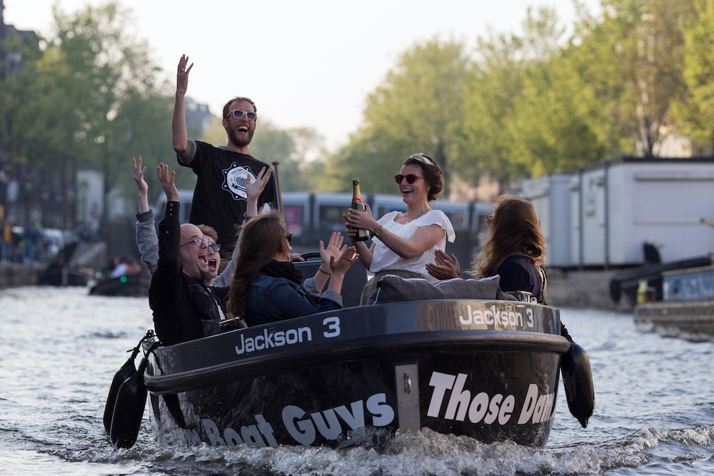 Those Dam Boat Guys twisht