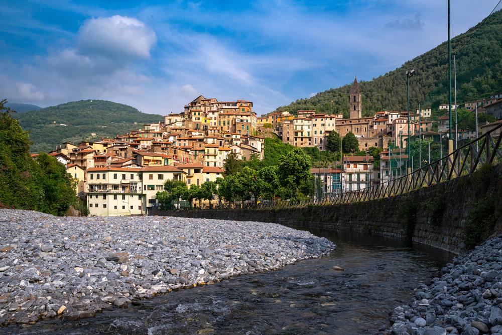 Pigna, Italy
