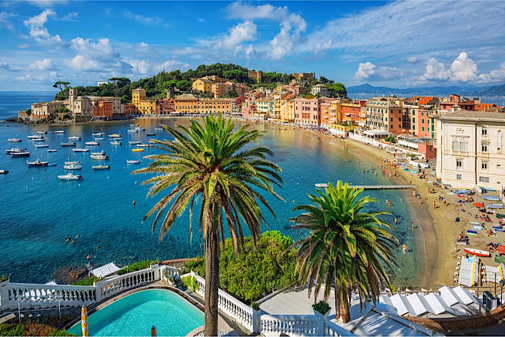 Sestri Levante, Liguria, Italy, travelwishlist
