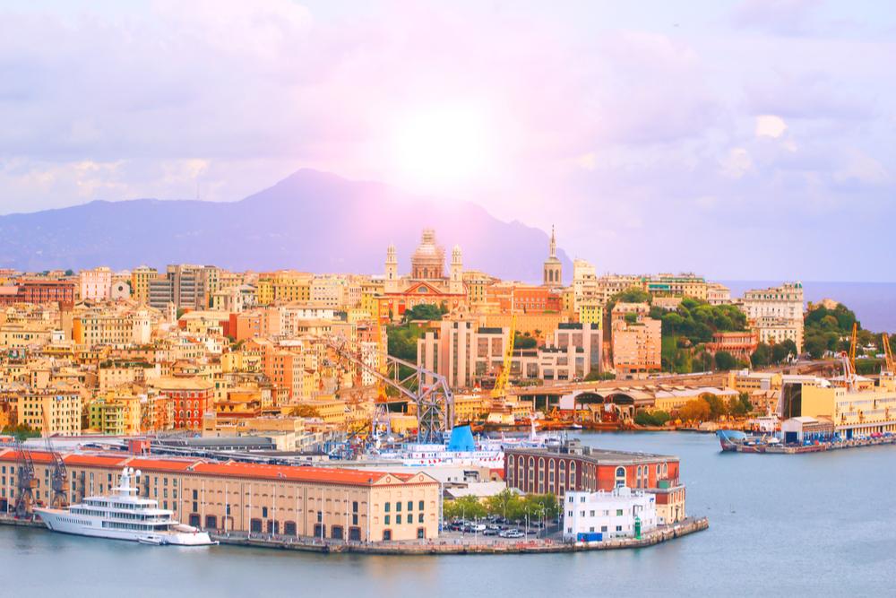 Genoa, Liguria, Italy, travelwishlist