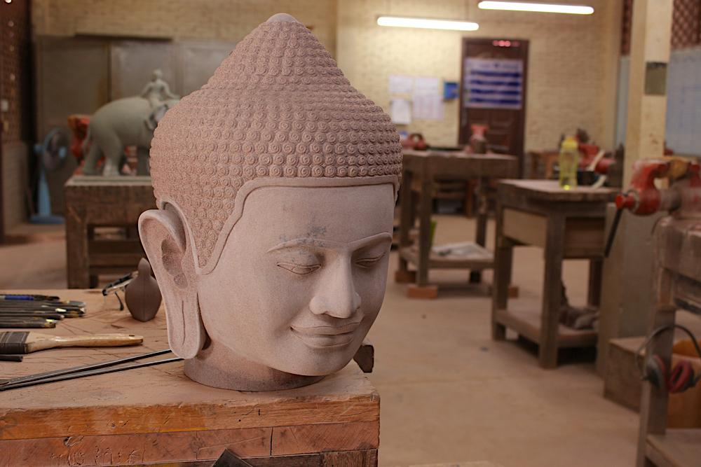 Artisans Angkor, Cambodia