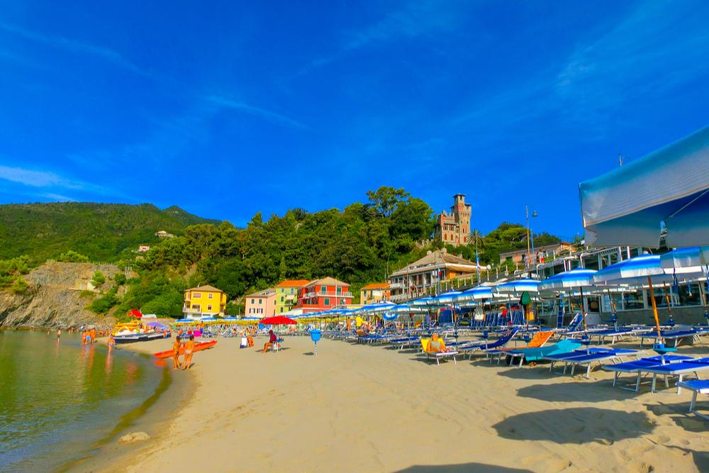 Moneglia, Liguria, Italy, travelwishlist