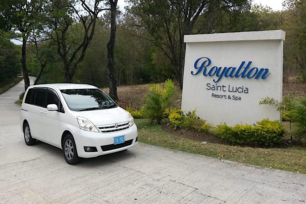 FRAM Tours & Taxi, Saint Lucia
