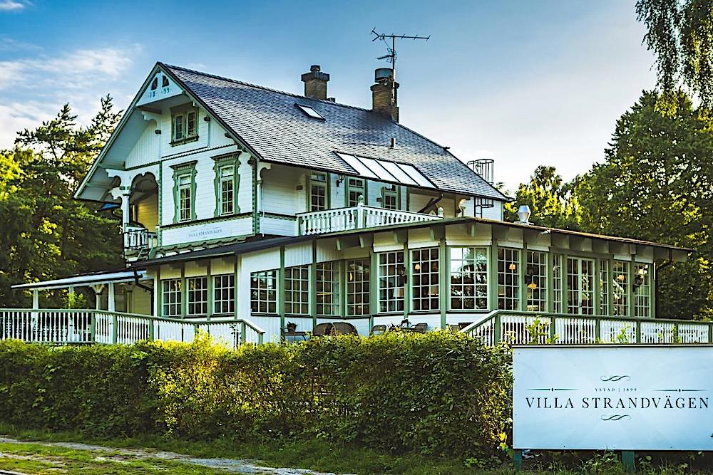 Villa Strandvagen twisht blog