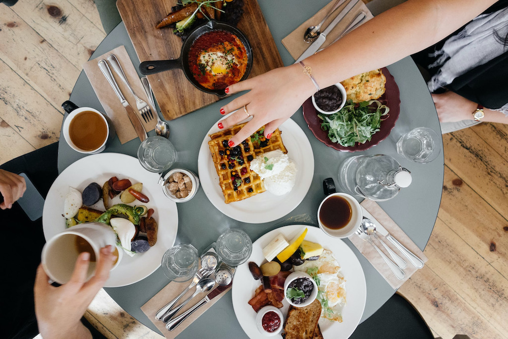 Sidewalk Food Tours of New York twisht