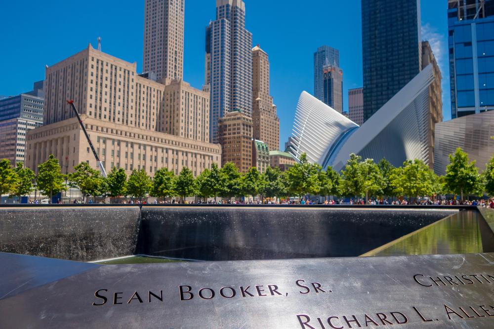 9/11 Memorial travelwishlist