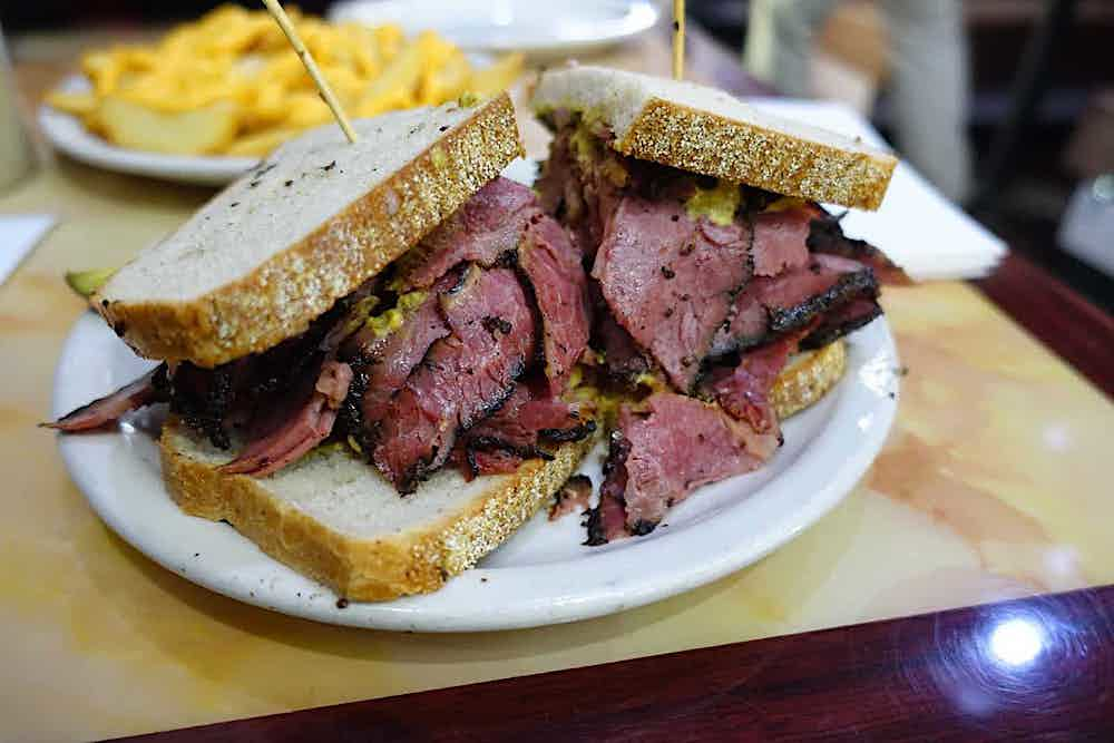 David's Brisket House, New York