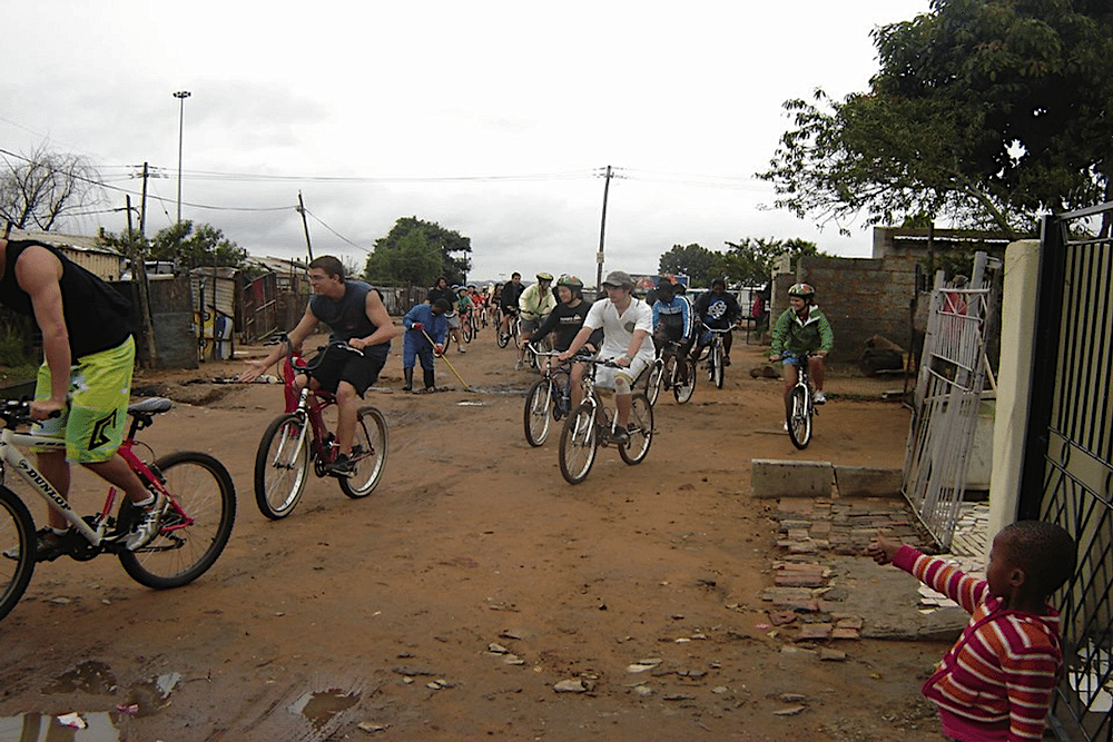 Soweto Visits, South Africa