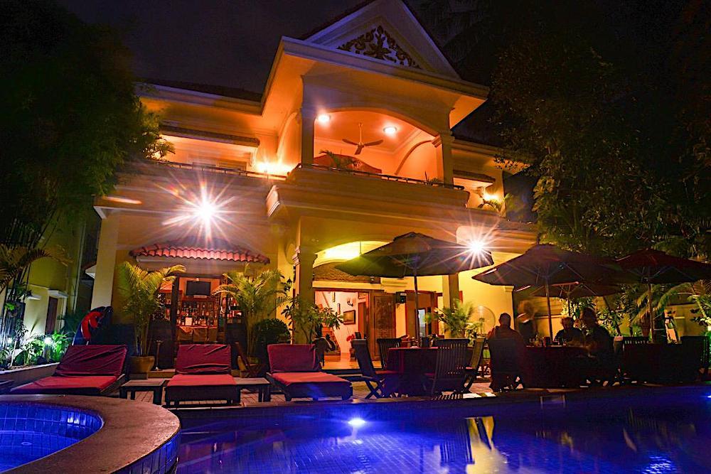 Villa Grange Boutique Hotel