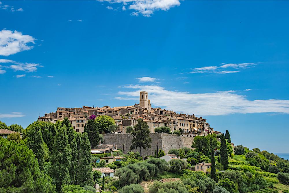 St Paul de Vence, France travelwishlist