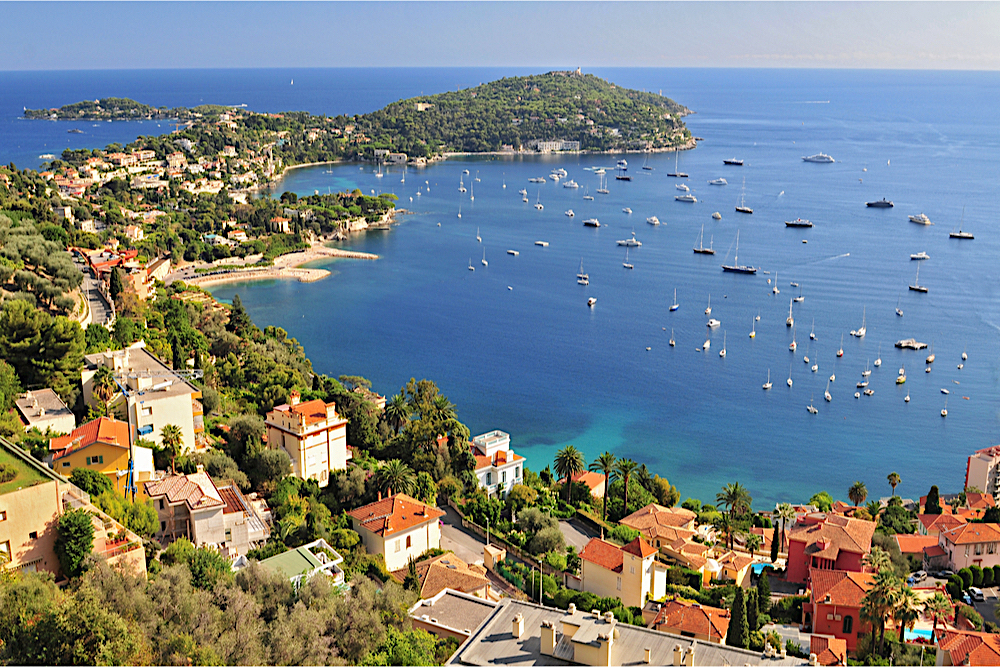St Jean Cap Ferrat, France travelwishlist