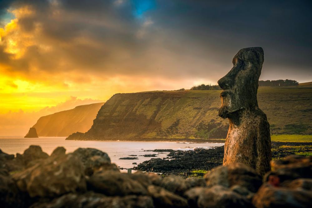 Easter Island twisht