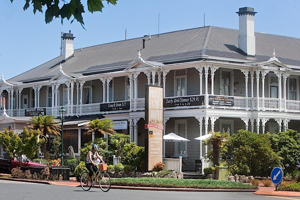 Prince's Gate Boutique Hotel, Rotorua