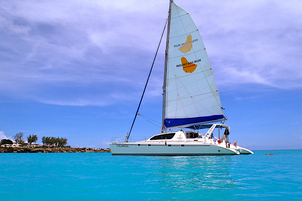 Calabaza Sailing Cruises, Barbados