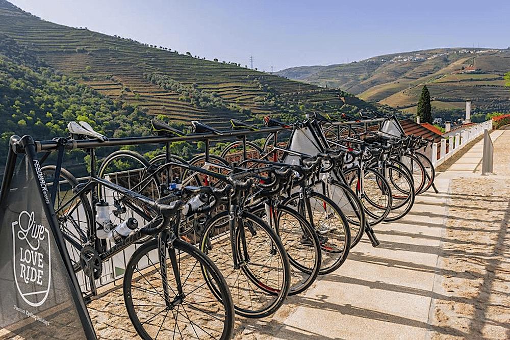 LIve Love Ride, Portugal