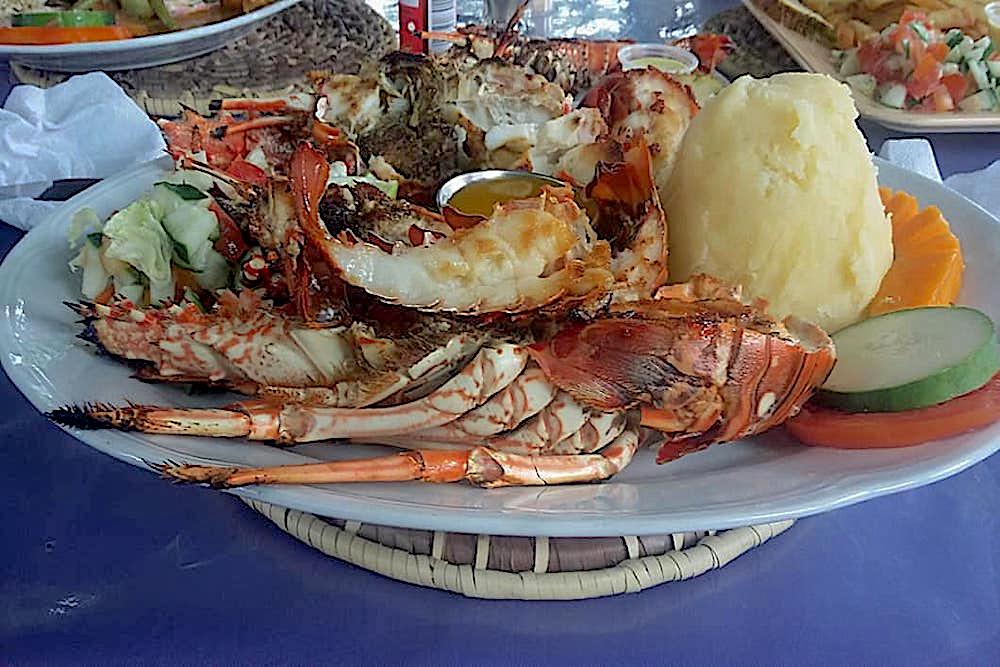 Quality's Sea Breeze Restaurant & Bar, Jamaica