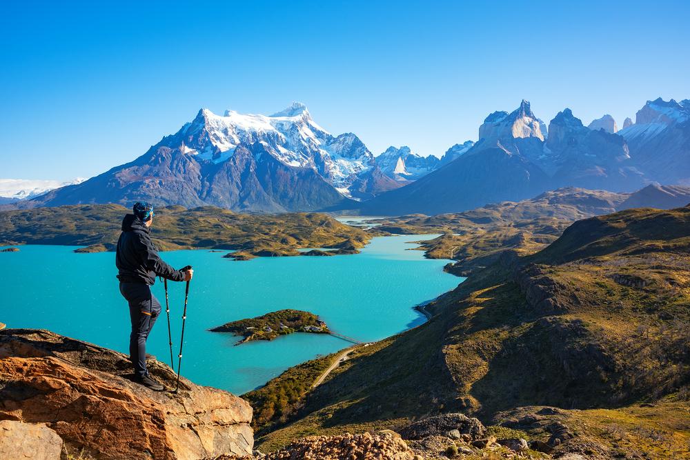 Torres del Paine twisht
