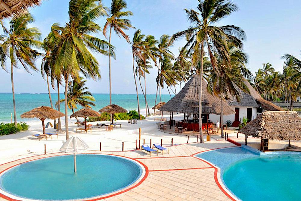 Africa Sun Sand Sea Resort, Zanzibar