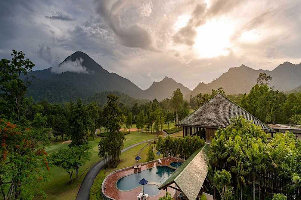 Chatrium Golf Resort Soi Dao