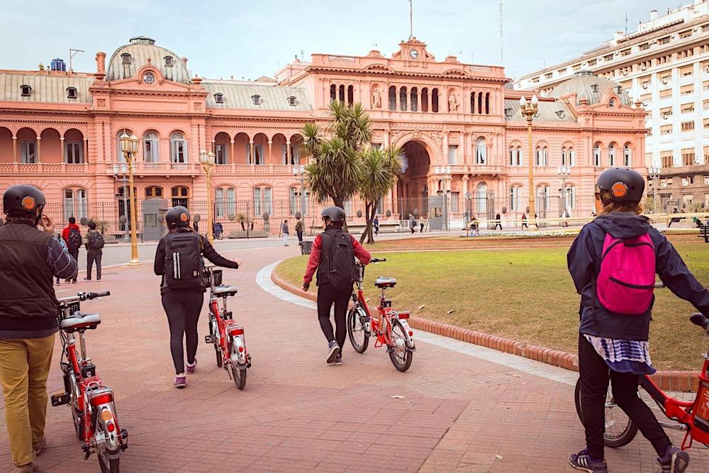 Bike n' Wander, Buenos Aires