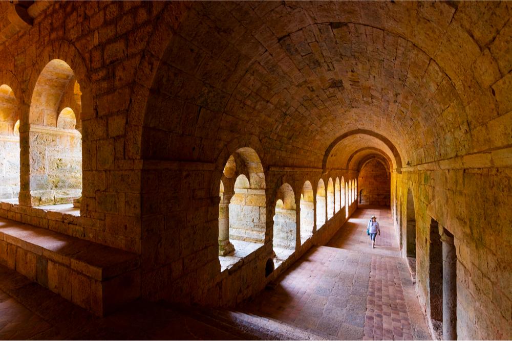 Thoronet Abbey travelwishlist