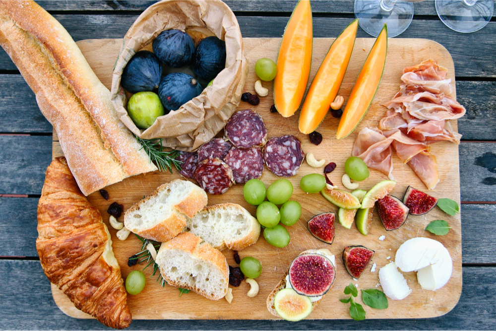Provence, France Food Markets