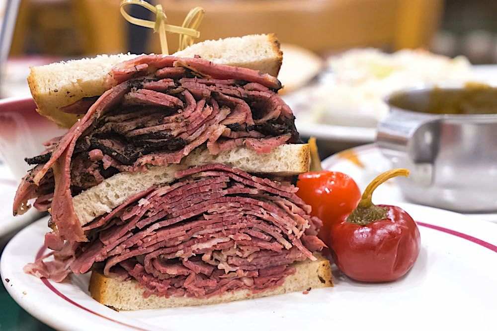 Ben's Kosher Deli, New York