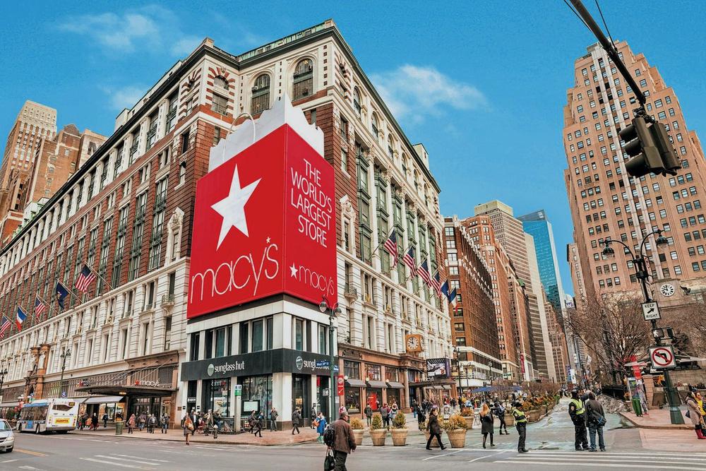 Macy's Herald Square travelwishlist