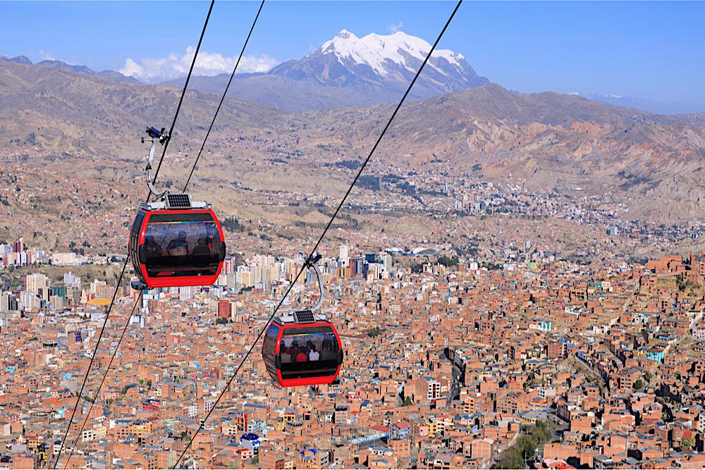 La Paz, Bolivia, twisht