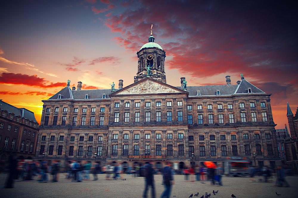 Royal Palace Amsterdam twisht