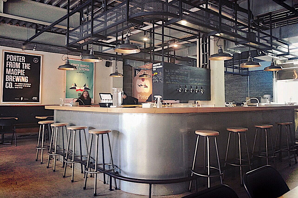 Magpie Brewing Co