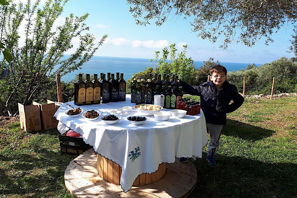Buzuku Montenegro Extra Virgin Olive Oil
